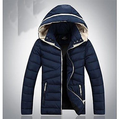 Men's Fashion Down Coat
