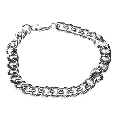 Lock Type Stainless Steel Bracelet for Man
