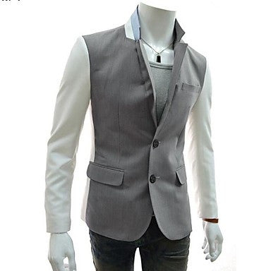 Men's New Arrival Casual High Quality Sleeve Blazer