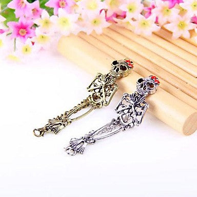 European and American Retro Skeleton Skull Bracelet