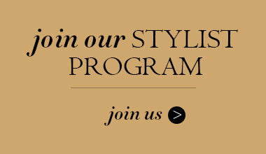 join our stylist program.join us