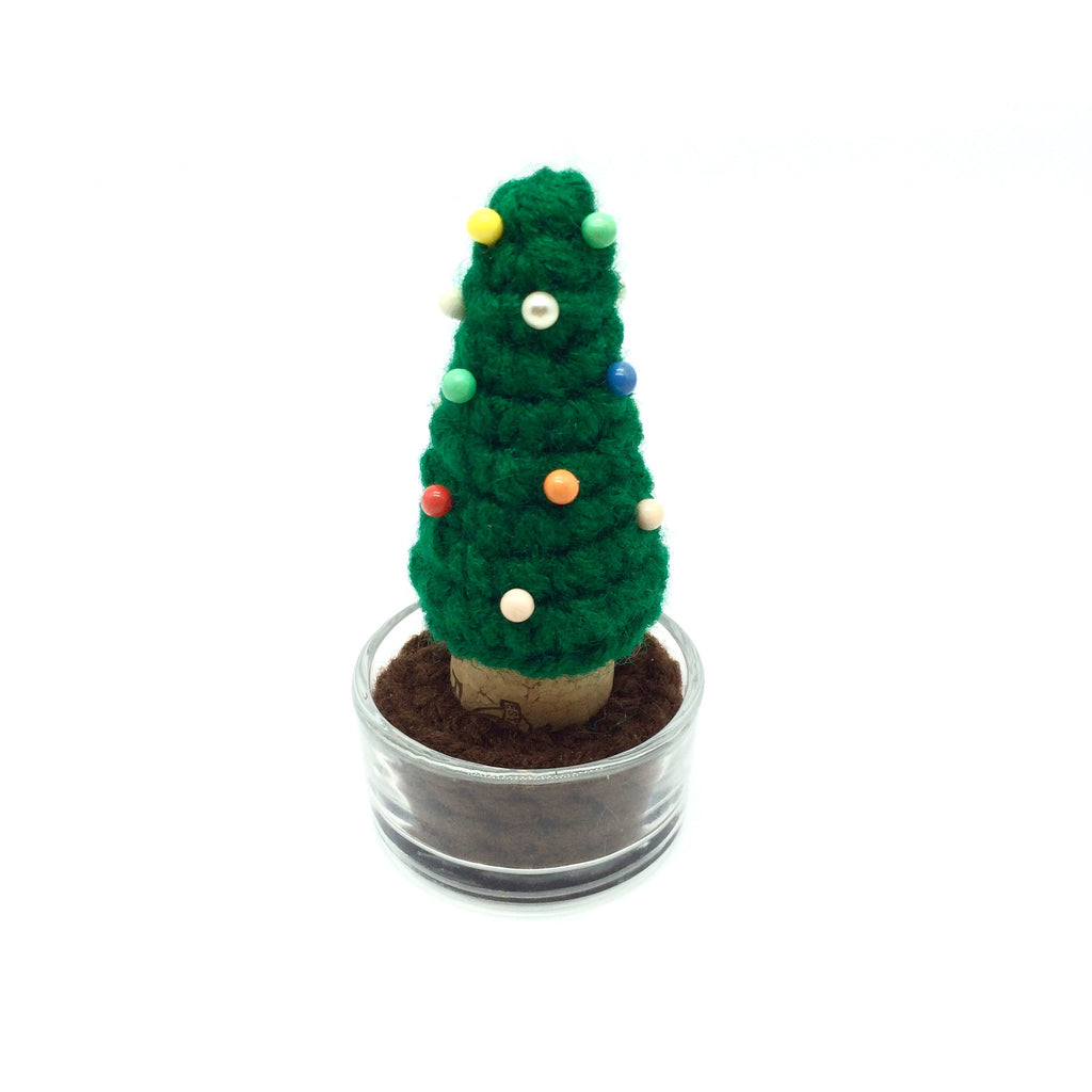 Pine Tree Pin Cushion