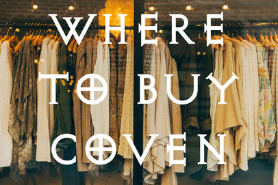 Where to buy COVEN