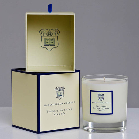 MARLBOROUGH COLLEGE SCENTED CANDLE
