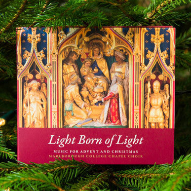 LIGHT BORN OF LIGHT CHOIR CD