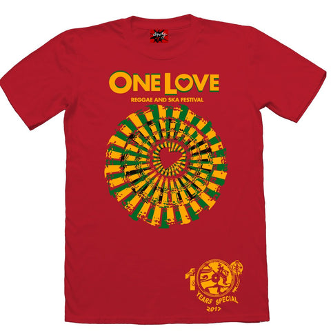 One Love Festival T-shirt
