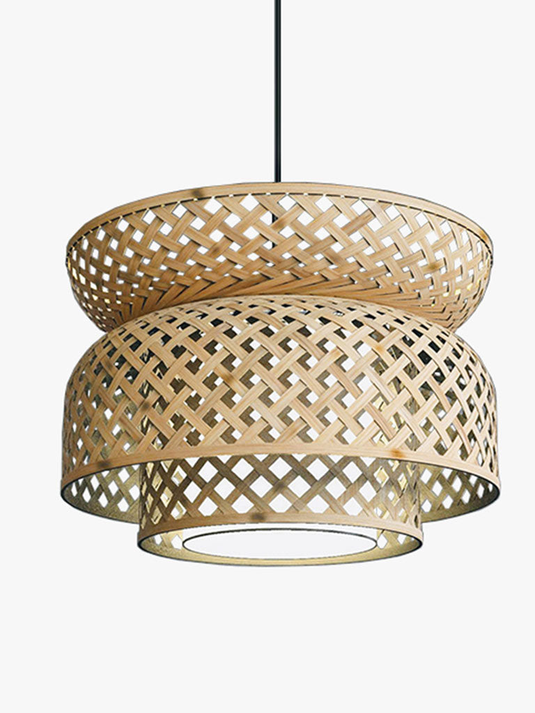 Lotus Lamp (Pendant Lamp)-LIGHTING-IKKIVI