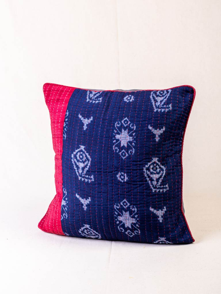 Hand Quilted Cushion-Cover