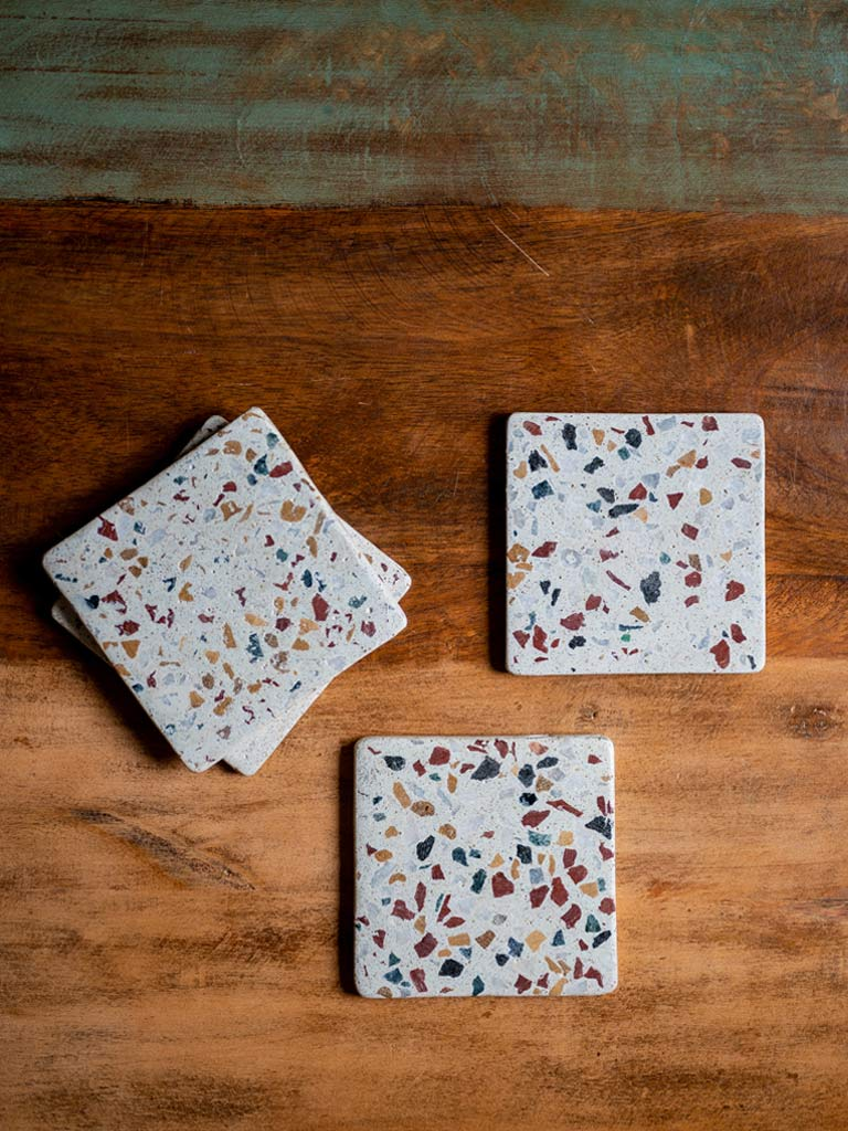 Nostalgia Coasters- Set of 4