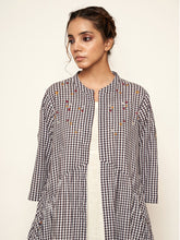 Load image into Gallery viewer, 'Madras' Cotton Madras Checks Jacket
