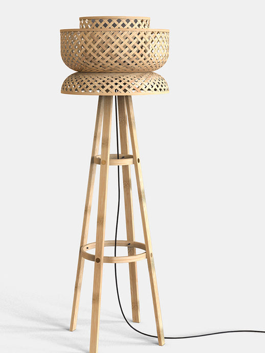 Lotus Floor Lamp-LIGHTING-IKKIVI