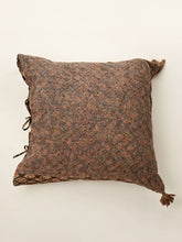 Load image into Gallery viewer, Ajrakh cushion 24 by 24