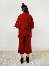 Load image into Gallery viewer, Wear Anywhere Cherry Red Co-Ord