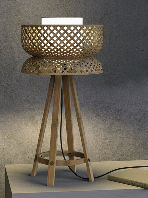 Lotus Table Lamp-LIGHTING-IKKIVI