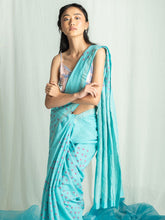 Load image into Gallery viewer, A Babe In The Woods-SAREES-IKKIVI