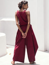 Load image into Gallery viewer, Akane Jumpsuit-Jumpsuits-IKKIVI