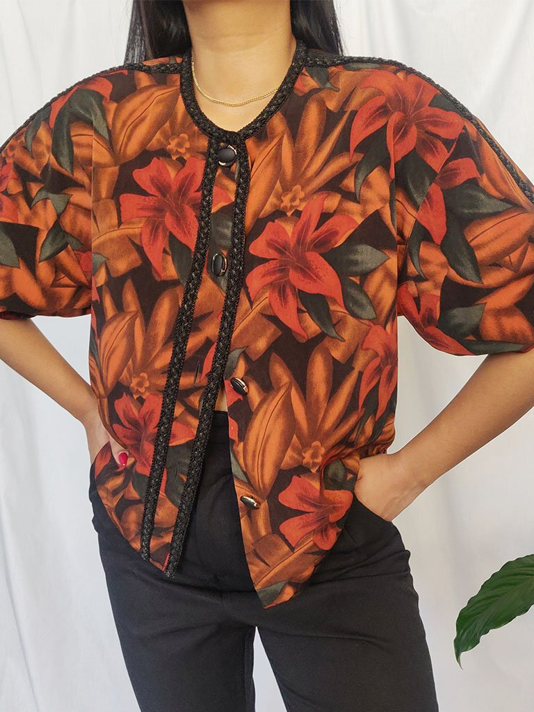 Corrine Blouse-TOPS-IKKIVI