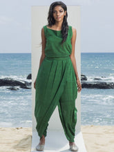 Load image into Gallery viewer, Irvin Dhoti Jumpsuit-Jumpsuits-IKKIVI