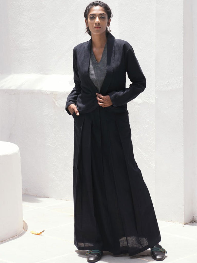 Kiyo Pant Suit-SKIRTS & TROUSERS-IKKIVI