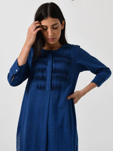 Load image into Gallery viewer, Knife Pleat Kurta & Pants-DRESSES-IKKIVI
