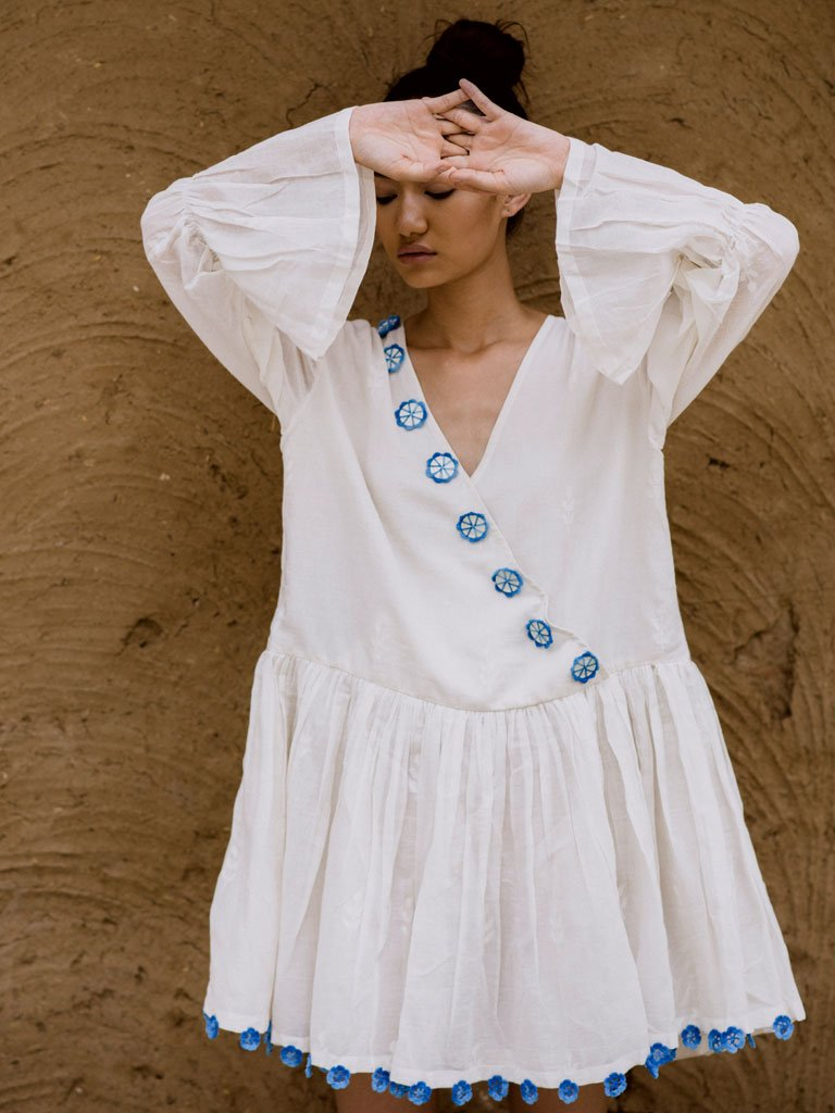 Mad About Crochet-DRESSES-IKKIVI
