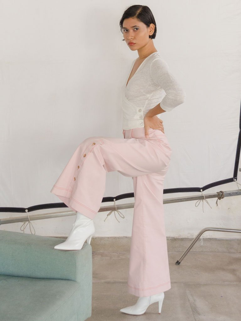 Paloma Pants-SKIRTS & TROUSERS-IKKIVI