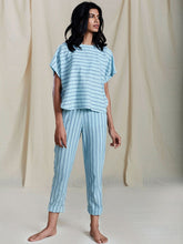 Load image into Gallery viewer, Se Thin Stripe Pants-SKIRTS & TROUSERS-IKKIVI