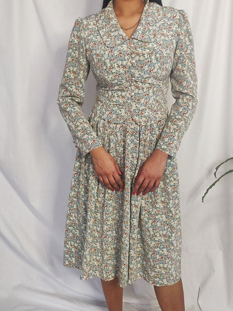 The Greenfield Dress-DRESSES-IKKIVI
