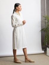 Load image into Gallery viewer, Urban Jungle Shirt Dress-DRESSES-IKKIVI