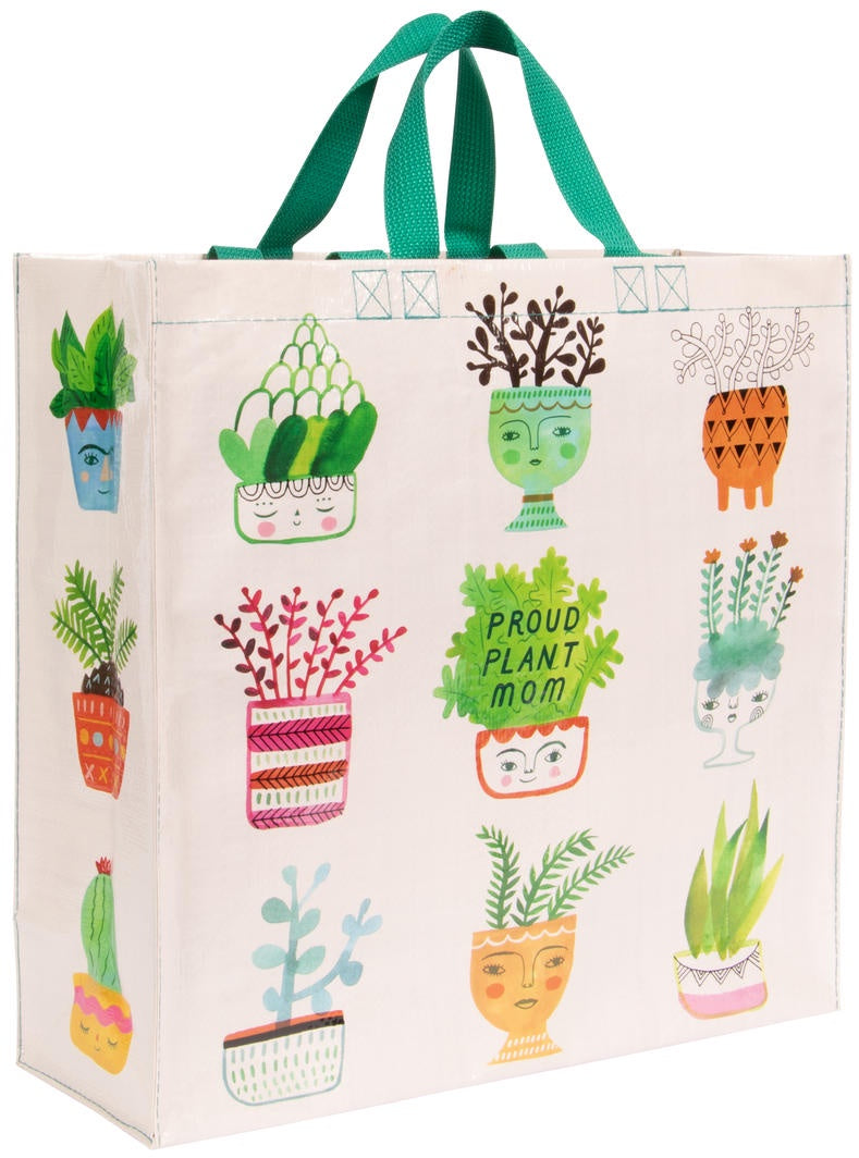Shopper Tote - Proud Plant Mom