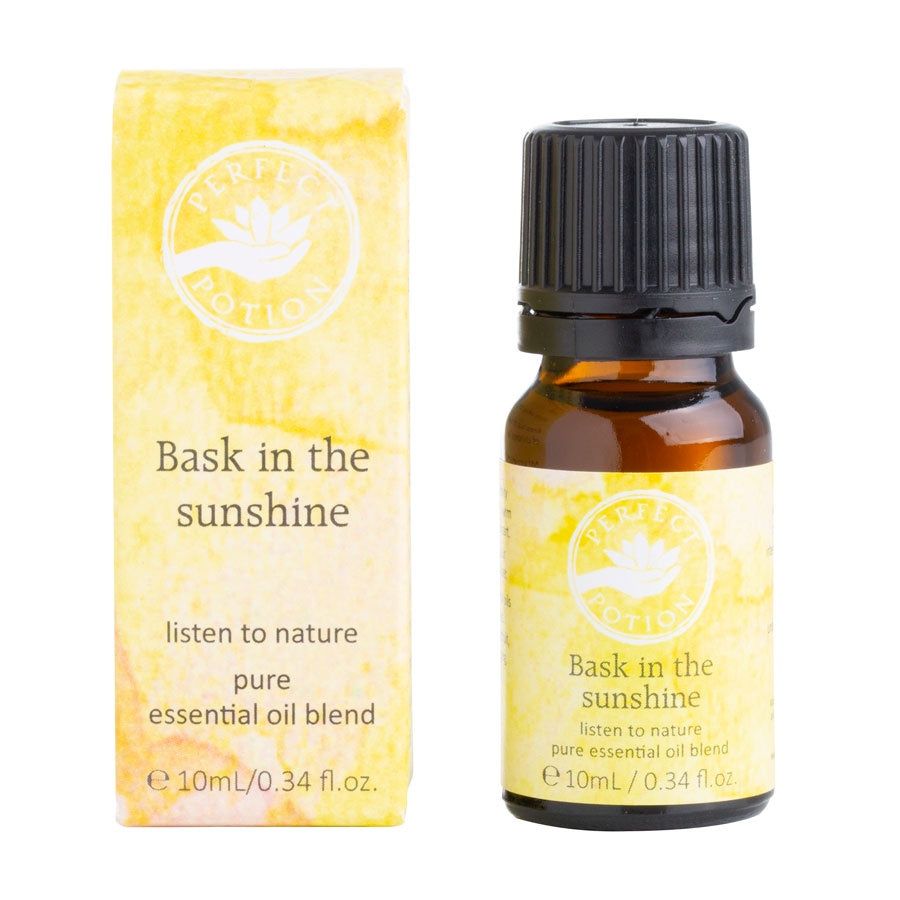 Essential Oil - Bask In The Sunshine Blend