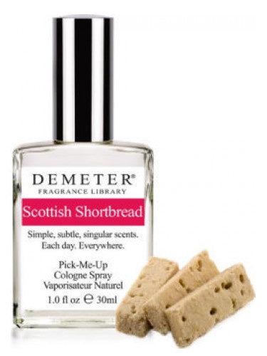 Demeter Fragrance - Scottish Shortbread