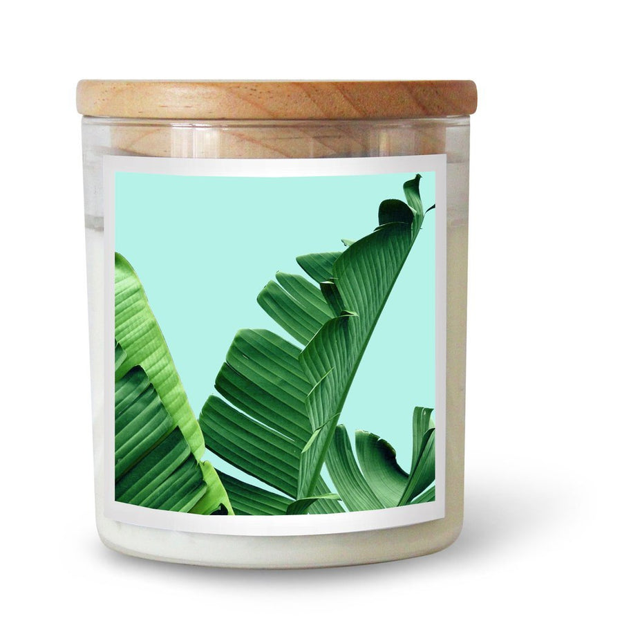 Commonfolk Candle - Banana Palm
