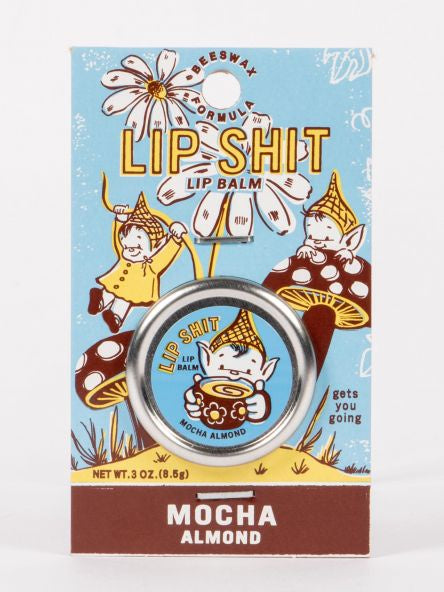 Lip Shit - Mocha Almond
