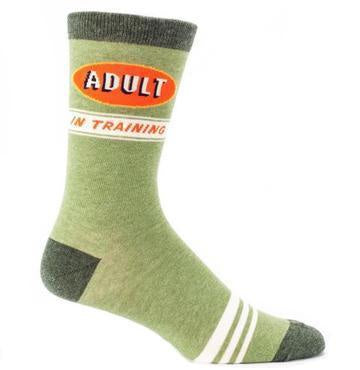 Men's Socks - Adult In Training