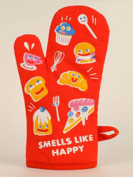 Oven Mitt - Smells Like Happy