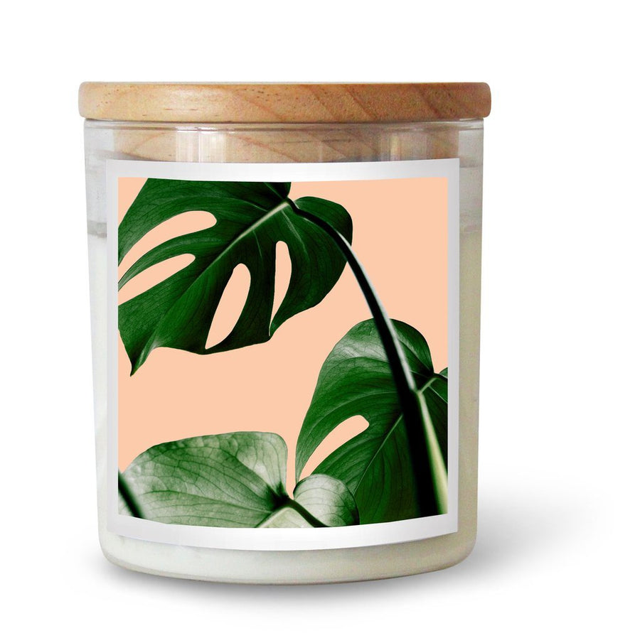 Commonfolk Candle - Monstera