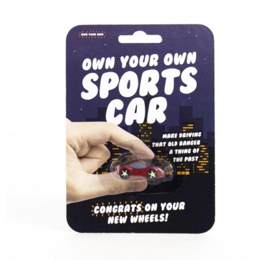Own Your Own Sports Car