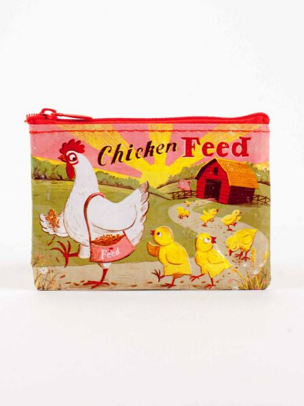 Coin Purse - Chicken Feed