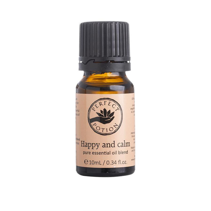 Essential Oil - Happy & Calm Blend