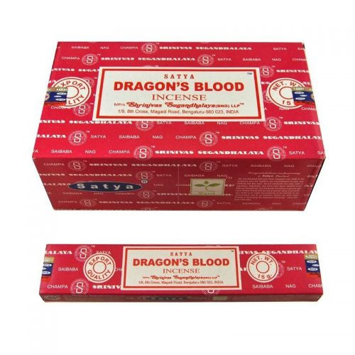 Nag Champa - Dragons Blood Incense
