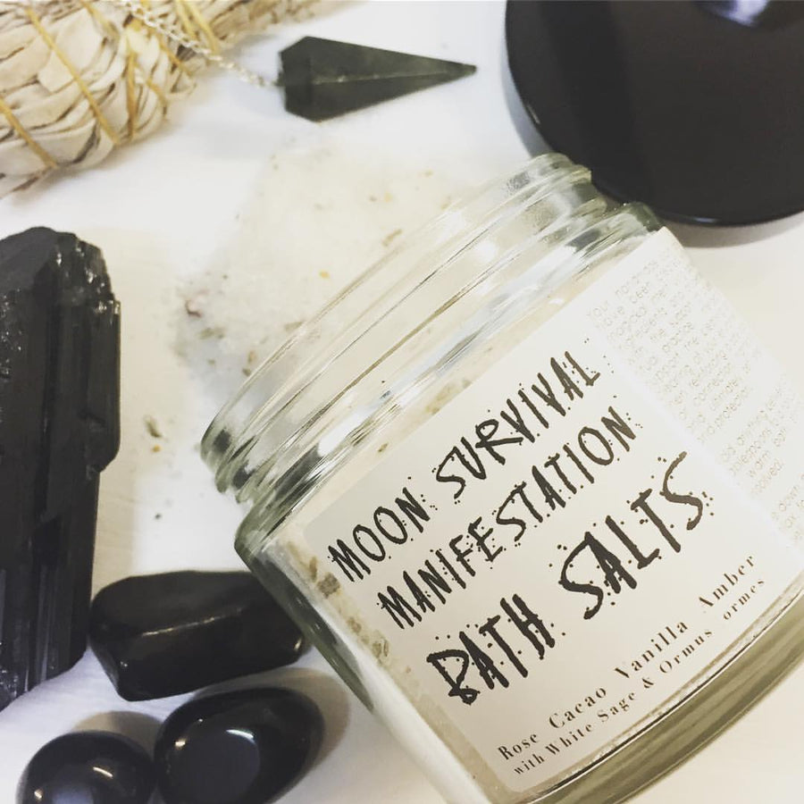 Moon Survival Bath Salts