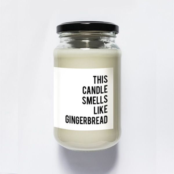 Soy Candle - Gingerbread