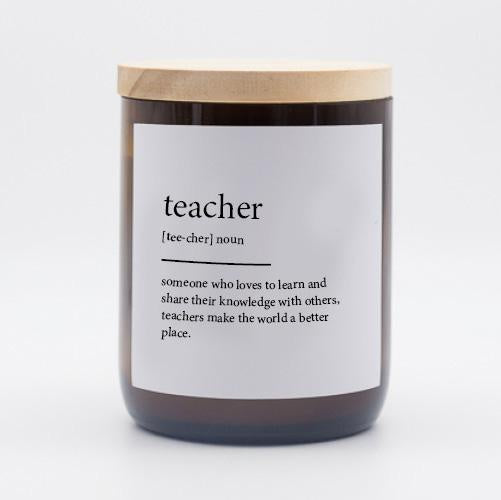 Commonfolk Candle - Teacher