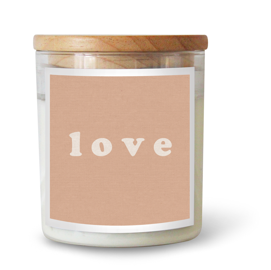 Commonfolk Candle - Love Boho