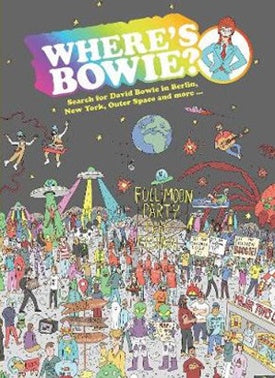 Where's Bowie - Book
