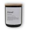 Commonfolk Candle - Friend