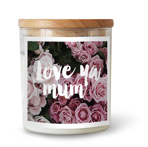 Commonfolk Candle - Love Ya Mum
