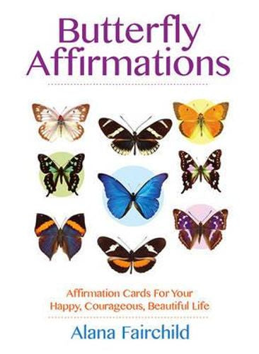Butterfly Affirmations Deck