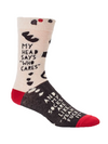 Men's Socks - Who Cares